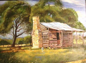 NEELY AND ROBERTSON CABIN